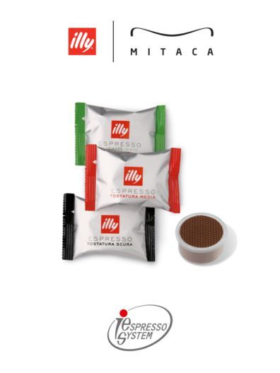 capsulas mps illy