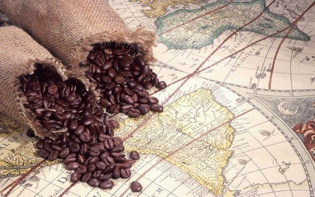cafe historia mapa